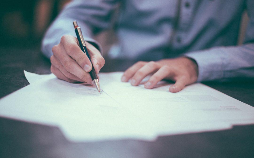 Quais documentos necessários para a admissão?